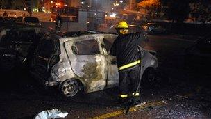 Rocket attack from Gaza landed in the coastal city of Ashdod