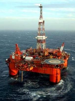 Diver dies while working offshore in North Sea - BBC News