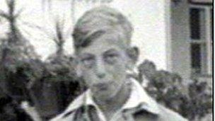 Eric Hobsbawm as a young man