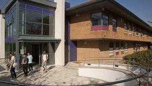 Innovation and Technology Centre at Milton Keynes College