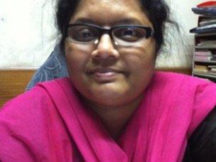 Mumbai-based detective Usha