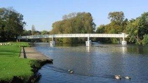 Whitchurch Bridge