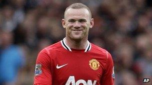 Wayne Rooney, Manchester United