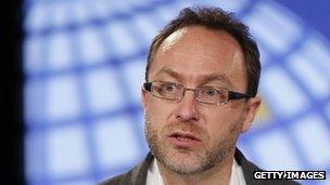 Jimmy Wales, Wikipedia founder