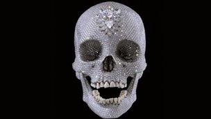 For the Love of God © Damien Hirst. All rights reserved. DACS 2011. 9e9e9f7cf06