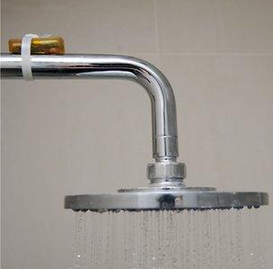 Shower logging device (Image: Unilever)