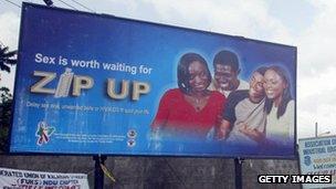 2005 campaign in Nigeria