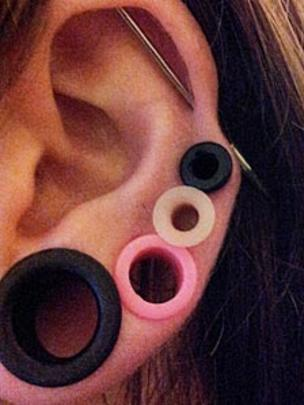 Ear Stretching 10 Of Your Stories Bbc News