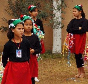 Misrata school, November 2011 (Tarik Kafala)