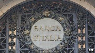 Banca D'Italia building