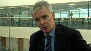 Northern Ireland Construction Firms Look Further Afield Bbc News