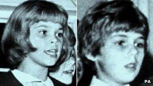 Jeanette Wigmore (left) and Jacqueline Williams