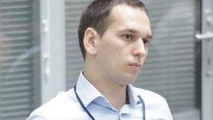Alexander, speaker on Russian protests