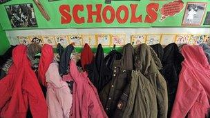 primary school pegs