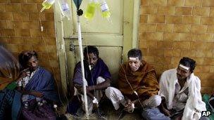 Toxic alcohol patients