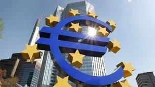 European Central Bank headquarters