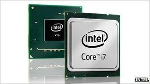 Computer processor used in the iSample