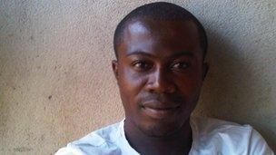 Uche Madakulam from Lagos