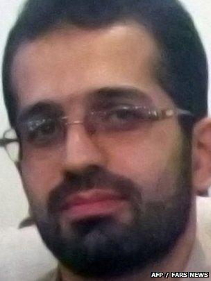 Undated file photo of Iranian nuclear scientist Mostafa Ahmadi-Roshan (provided by Fars news agency)