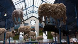 Abergavenny Indoor Market