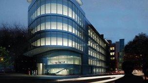 The Liverpool BioInnovation Centre