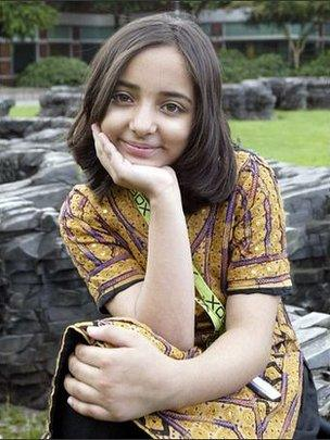 Arfa Kiran Randhawa