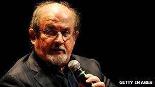 Salman Rushdie (file pic)