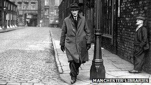 LS Lowry in Manchester
