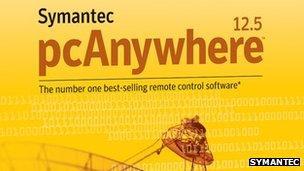 Symantec's pcAnywhere
