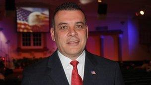 Peter Vivaldi of the National Latino Evangelical Coalition