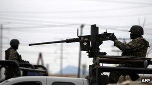 Mexico drugs: How one DEA killing began a brutal war - BBC News