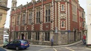 Bideford Town Council