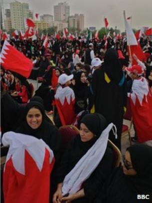 Bahrain Sunni-Shia split manifests itself in mistrust - BBC News