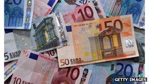 Euro coinage