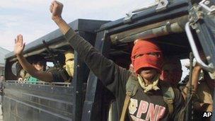 File photo: Abu Sayyaf