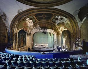 Auditorium, Eastown Theatre, 2008
