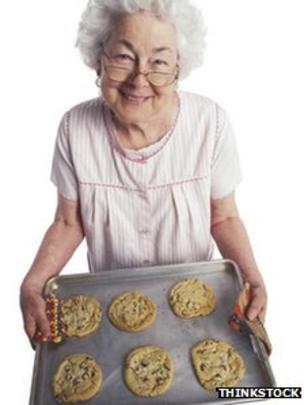 Granny pic com