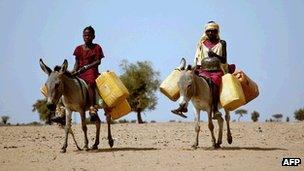 Drought in Mauritania
