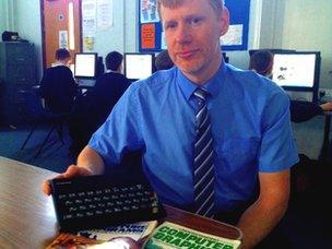 Teacher Paul Williams