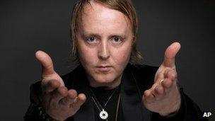 Image Caption James McCartney Played Guitar On His Fathers Albums Flaming Pie And Driving Rain Sir Paul McCartneys Son