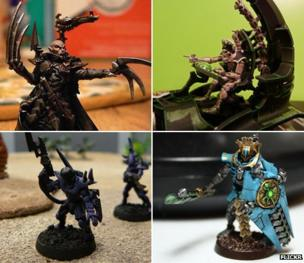 Why are adults still launching tabletop war? - BBC News