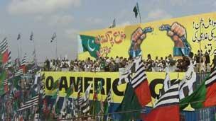 Pakistan bans Ahle Sunnah Wal Jamaat Islamist group - BBC