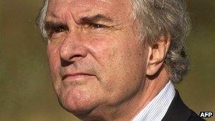 Swiss Judge Laurent Kasper-Ansermet