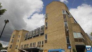 The Royal Brompton Hospital