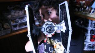 Phoenix with Star Wars lego