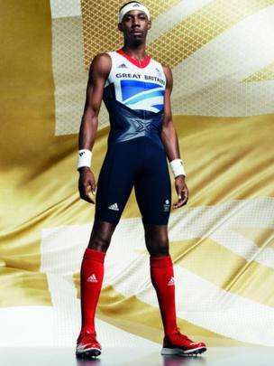 Athlete Phillips Idowu