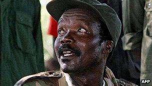 Joseph Kony (file image)