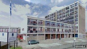 Portobello High School Pic: Google