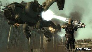 Fallout 3 Broken Steel screenshot