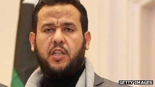 Abdel Hakim Belhaj